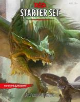 Dungeons & Dragons Starter Box: Fantasy Roleplaying Fundamentals