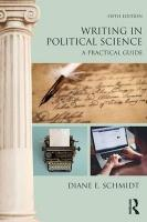 Writing in Political Science: A Practical Guide 5th New edition