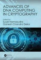 Advances of DNA Computing in Cryptography
