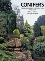 Conifers: The Illustrated Encyclopedia