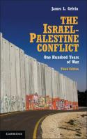 Israel-Palestine Conflict: One Hundred Years of War