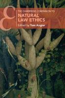 Cambridge Companion to Natural Law Ethics, The Cambridge Companion to Natural Law Ethics