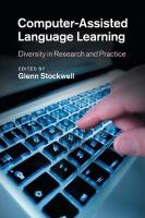 Computer-Assisted Language Learning: Diversity in Research and Practice