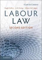Labour Law 2nd Revised edition, Labour Law