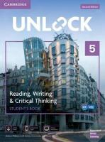 Unlock Level 5 Reading, Writing, & Critical Thinking Student's Book, Mob App   and Online Workbook w/ Downloadable Video 2nd Revised edition, Unlock Level 5 Reading, Writing, & Critical Thinking Student's Book, Mob   App and Online Workbook w/ Downloadable Video