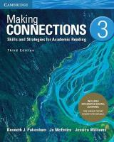 Making Connections Level 3 Student's Book with Integrated Digital Learning: Skills and Strategies for Academic Reading 3rd Revised edition