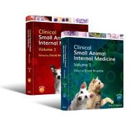 Clinical Small Animal Internal Medicine: 2 Volume Set