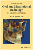 Oral and Maxillofacial Radiology: A Diagnostic Approach Second Edition
