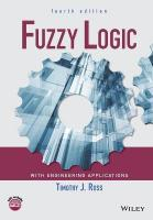 Fuzzy Logic with Engineering Applications 4th Edition