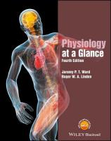 Physiology at a Glance 4E 4th Revised edition
