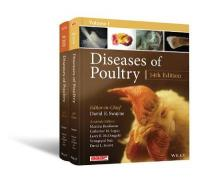 Diseases of Poultry: 2 Volume Set 14th Edition