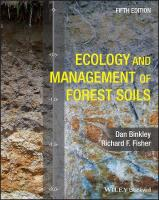 Ecology and Management of Forest Soils 5th Edition