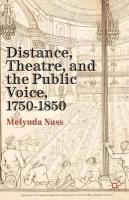 Distance, Theatre, and the Public Voice, 1750-1850
