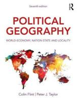 Political Geography: World-Economy, Nation-State and Locality 7th New edition