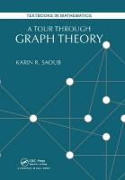 Tour through Graph Theory