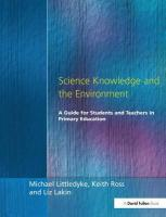Science Knowledge and the Environment