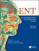 ENT: An Introduction and Practical Guide 2nd New edition