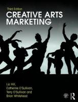 Creative Arts Marketing 3rd Revised edition