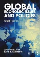 Global Economic Issues and Policies 4th New edition
