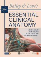Bailey & Love's Essential Clinical Anatomy
