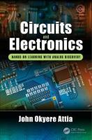 Circuits and Electronics: Hands-on Learning with Analog Discovery