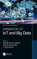Handbook of IoT and Big Data