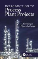 Introduction to Process Plant Projects