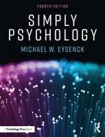 Simply Psychology 4th New edition