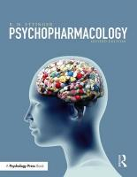 Psychopharmacology 2nd Revised edition