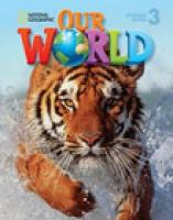 Our World 3 with Student's CD-ROM: British English, Student's Book