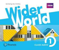 Wider World 1 Class Audio CDs