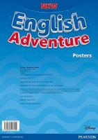 New English Adventure PL Starter/GL Starter A Posters 2nd edition