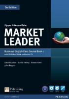 Market Leader Upper Intermediate Flexi Course, Book 1
