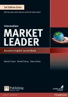 Market Leader 3rd Edition Extra Intermediate Coursebook with DVD-ROM Pack 3rd edition