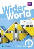 Wider World 1 Students' Book with MyEnglishLab Pack, 1