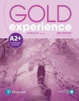 Gold Experience 2nd Edition A2plus Workbook