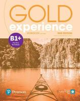 Gold Experience 2nd Edition B1plus Workbook