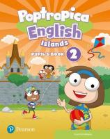 Poptropica English Islands Level 2 Pupil's Book and Online Game Access Card