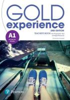 Gold Experience 2nd Edition A1 Teacher's Book with Online Practice & Online   Resources Pack