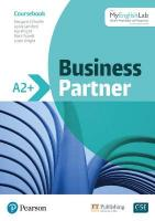 Business Partner A2plus Coursebook and Standard MyEnglishLab Pack