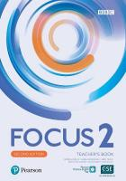 Focus 2e 2 Teacher's Book with PEP Pack 2nd edition