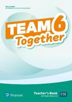 Team Together 6 Teacher's Book with Digital Resources Pack
