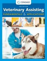Veterinary Assisting Fundamentals and Applications 2nd edition