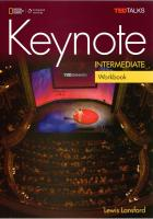 Keynote Intermediate Workbook & Workbook Audio CD, B1