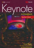 Keynote Intermediate: Teacher's Book with Audio CDs: Teacher's Book with Class Audio CDs Teacher's edition, B1, Teacher's Book