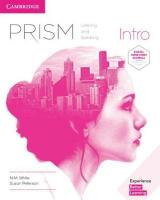 Prism, Prism Intro Student's Book with Online Workbook Listening and Speaking