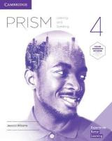 Prism, Prism Level 4 Student's Book with Online Workbook Listening and Speaking