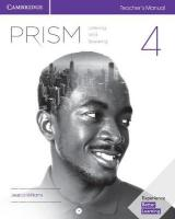 Prism, Prism Level 4 Teacher's Manual Listening and Speaking