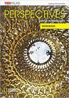 Perspectives Upper Intermediate: Workbook with Audio CD