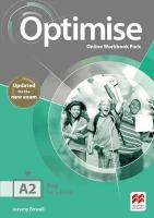 Optimise A2 Online Workbook Pack